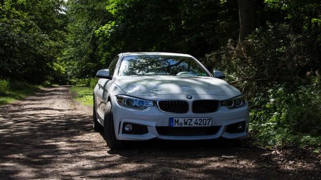 BMW 420d xDrive M-Line