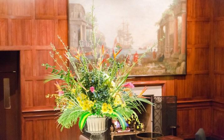 Bouquet at Heathman