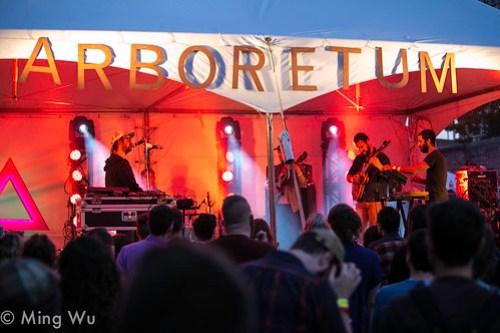 Hilotrons @ Arboretum Festival