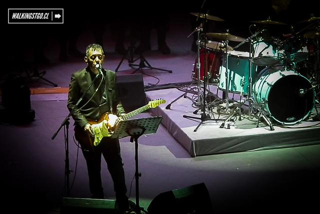 Lanzamiento disco Se caiga el cielo de Electrodomésticos en el @TeatroMunicipal de Santiago -03.07.2013-