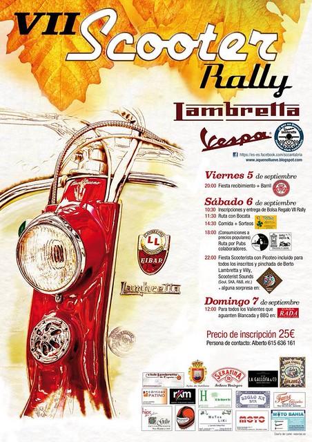 VII Scooter Rally - Eibar