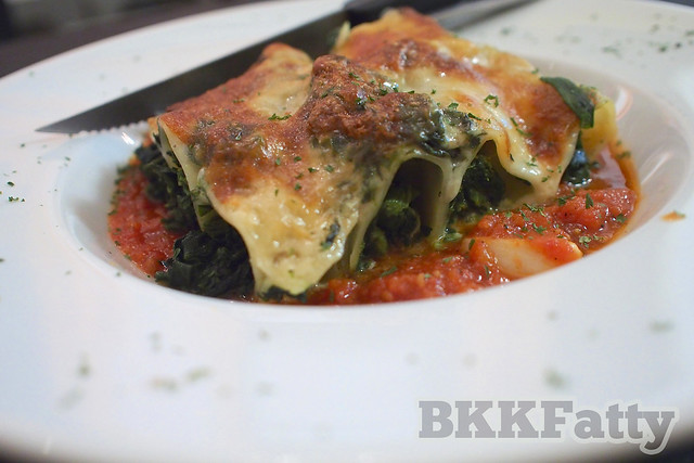 spinach stuffed cannelloni