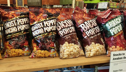 J&D's Ghost Pepper Nacho Popcorn