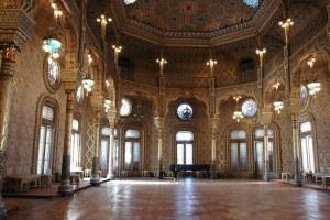 Palacio da Bolsa Salon arabe Porto