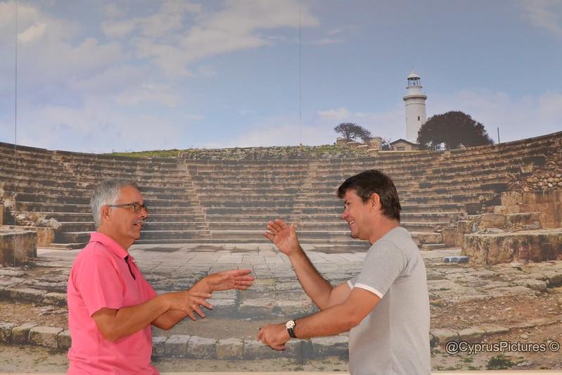 Pafos Archeological Park - April 2014