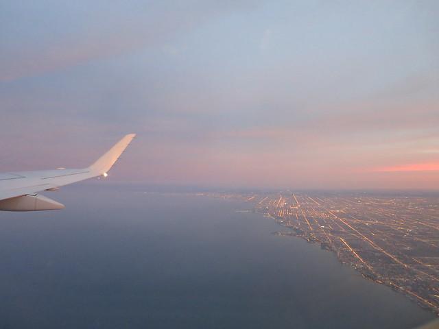 Chicago coast