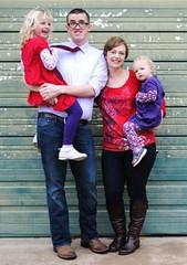 Как подготовиться к семейной фотосессии? Сочетание цветов в одежде