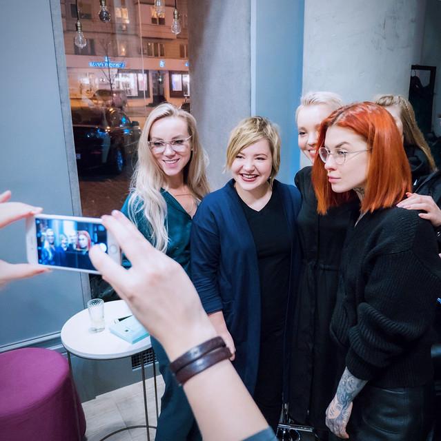 06 BeautyHub Тина Анотоненко, Даша Тайвас, Анна Денисенко Анна Соколова