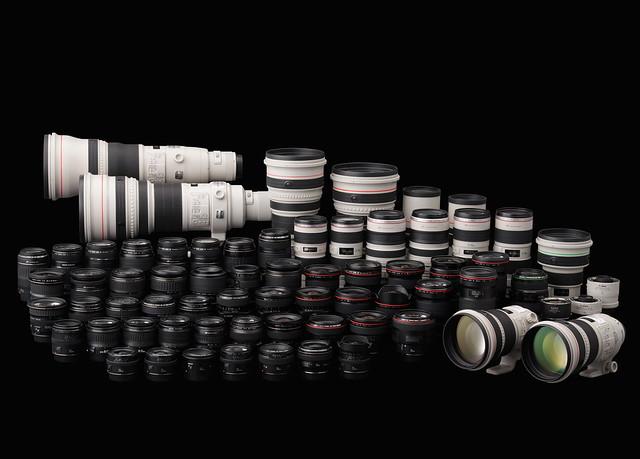 Как выбрать объектив для камеры