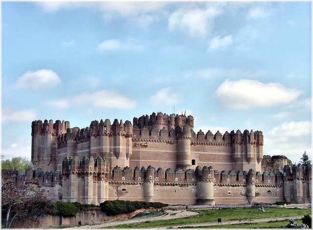 3832-Castillo de Coca (Segovia)