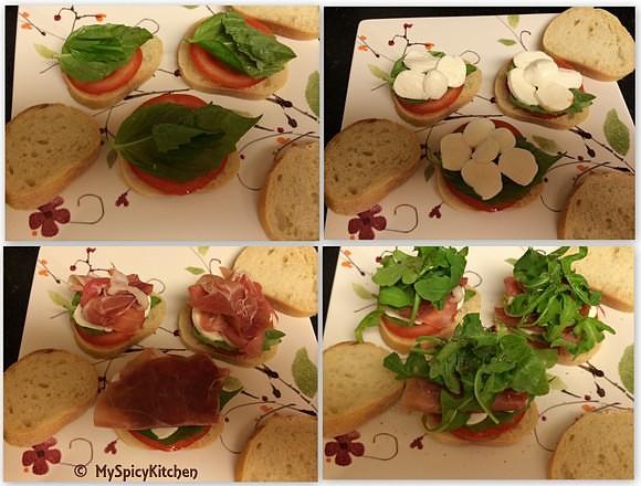 Italian Sandwich, Italian Food, Italian Cuisine, Blogging Marathon, Around the World in 30 Days with ABC Cooking,