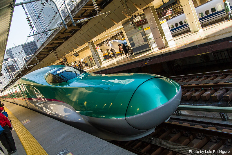 Shinkansen Series E5-61