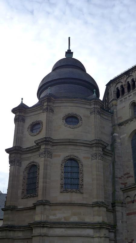 A la découverte de Trier (Allemagne) - 034 - Dom Trier