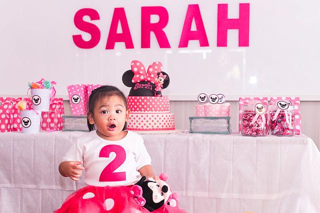 Sarah's 2nd Birthday