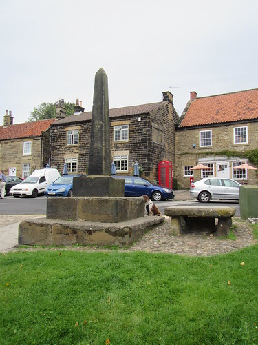 Osmotherley Barter Table and Cross