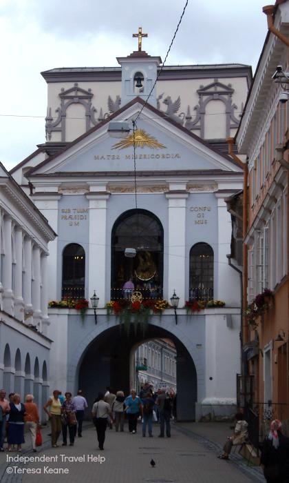 The Gate of Dawn, Vilnius