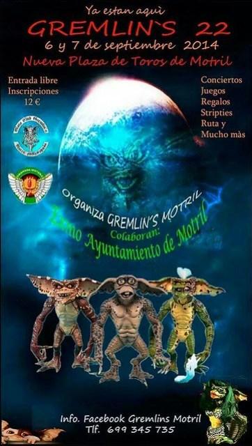 Gremlins 22 - Motril