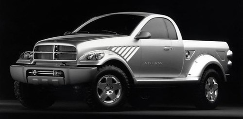 1999 Dodge Power Wagon Concept