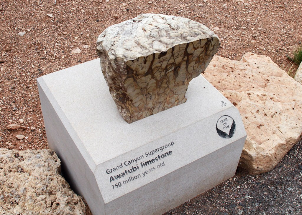Geological Display