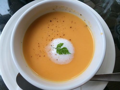 本日のスープ@ガレット屋