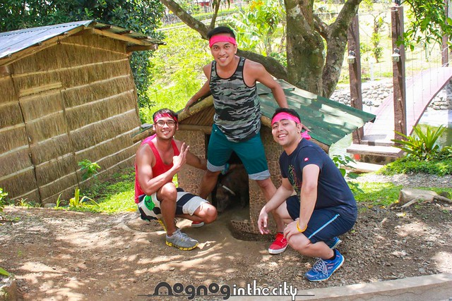 The Great Farm Race At Gratchi S Getaway Tagaytay