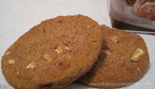 Pepperidge Farm Coffee Shop Cinnamon Bun Cookies C is for cookies and cookies is plural