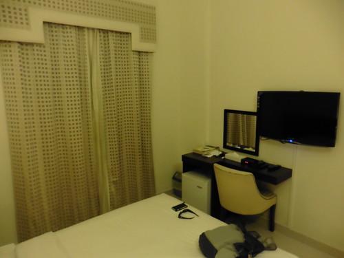 Dónde dormir y alojamiento en Dubai (Emiratos Árabes Unidos) - Time Square Hotel.