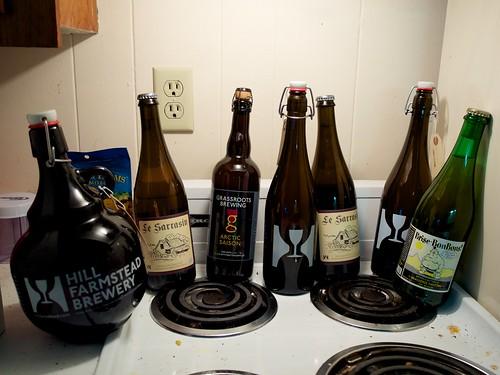 Beer Haul 6-27-14