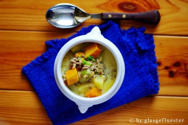 Kürbis Hack Suppe by Glasgeflüster 1 klein