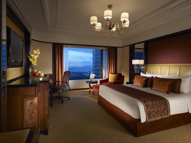 Shangri La Hotel Kuala Lumpur Wildjunket