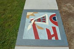 832 Sidewalk Art