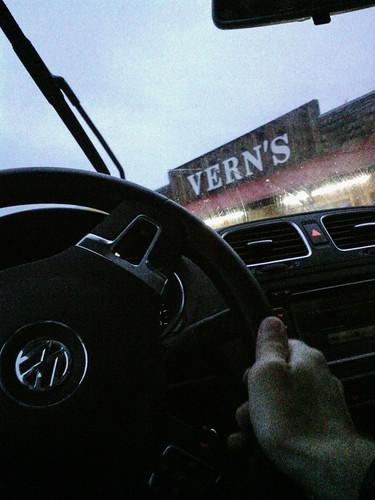 Vern's