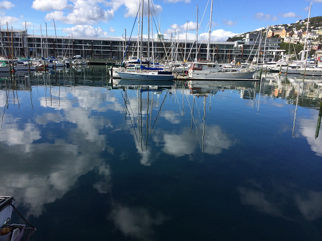 Wellington Water Front