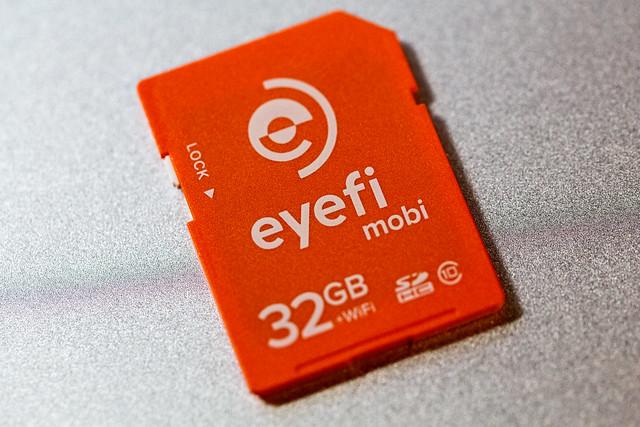 eyefi mobi NEW!
