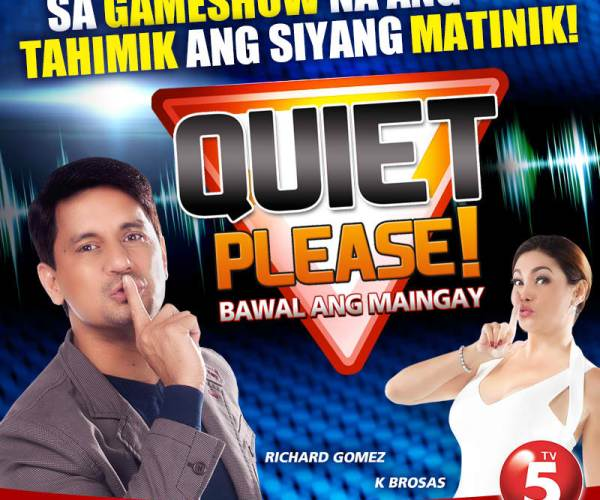 Quiet-Please