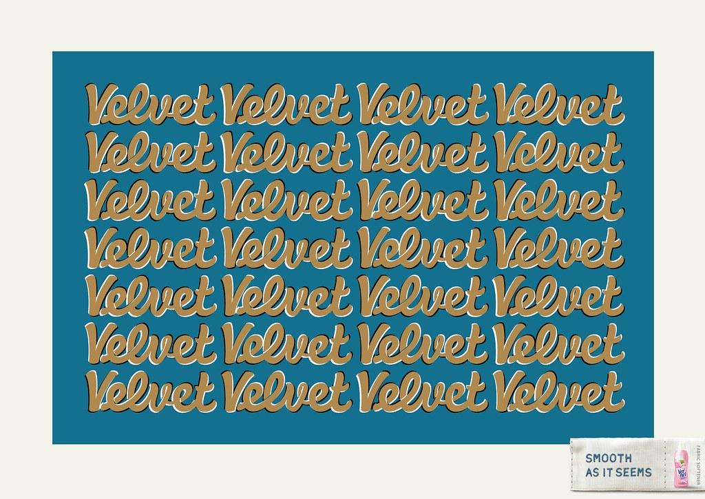 Vernel Fabric Softener - Velvet