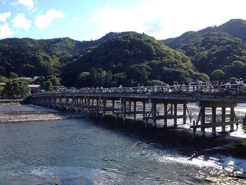 flickr: 京都金閣から嵐山へ