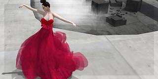 Flor Gown