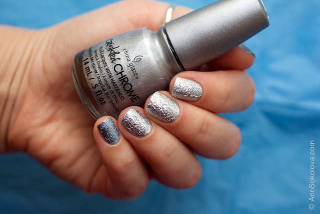 04 China Glaze   Aluminate + Iron Out The Details