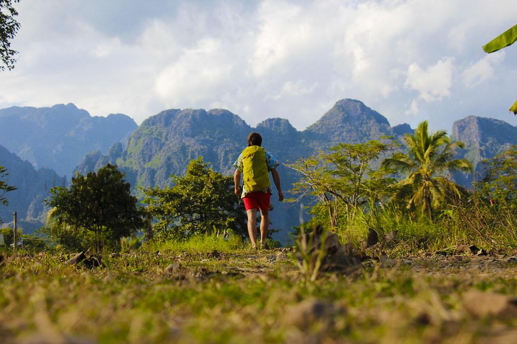trekking i Sydøstasien
