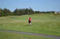 Links at Crowbush Cove - 9th hole