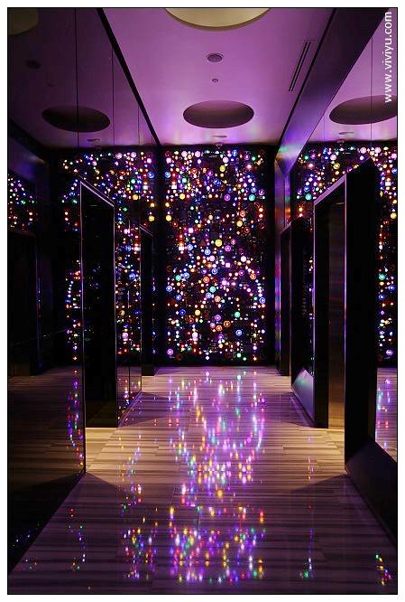 W HOTEL,W飯店,充暖喜捷運站,捷運站,曼谷,泰國 @VIVIYU小世界