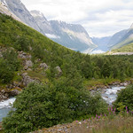 6 viajefilos en Noruega, Austerdalsbreen 01