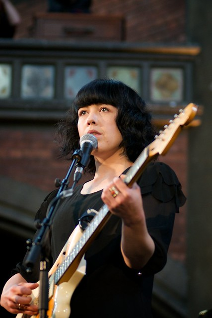 Katie Kim at Daylight Music 21st June 2014