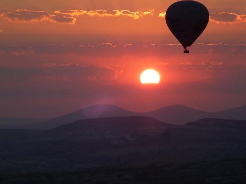 Turquie - jour 20 - Cappadoce, dans les airs et sous terre - 035 - Cappadoce en ballon