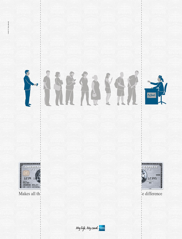 American Express - Make All The Difference