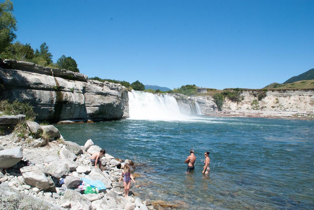 Maruia Falls