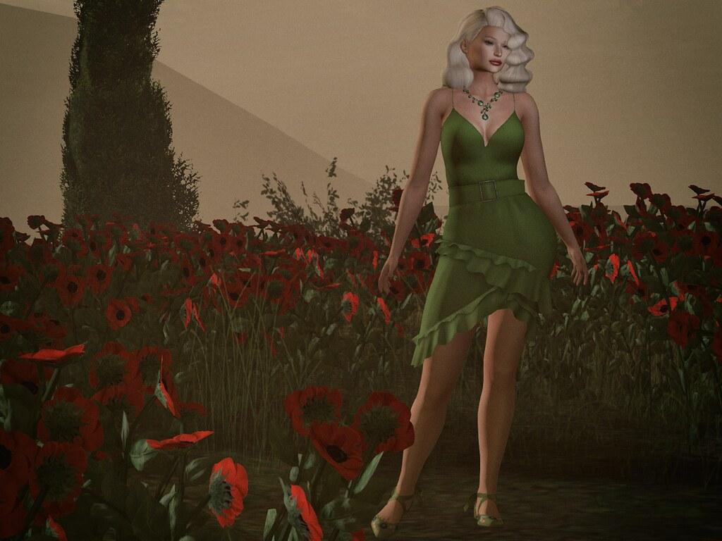 Poppy's Cherie