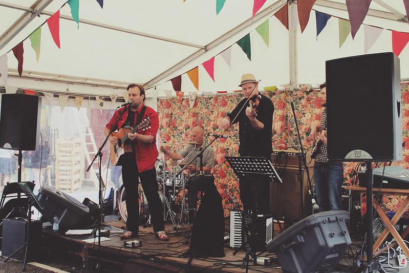 Hay Festival Folk Band