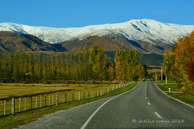 Crown Range, Arrowtown